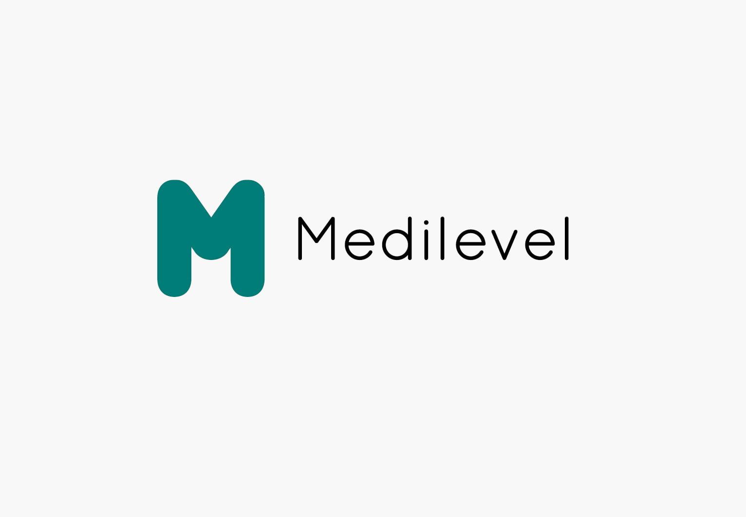 logotype_medilevel_racoon_friends